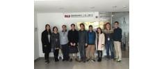 张江空服中心的访问交流和合作