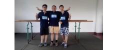 2016年张江区域化党建杜邦SORONA杯乒乓球邀请赛